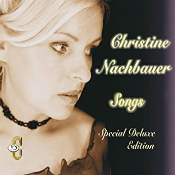 """Songs """"Special Deluxe Edition""""  Christine Nachbauer"""
