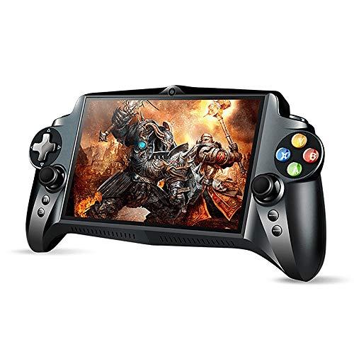 ALRY Reproductor De Juegos Portátil, 7 Pulgadas 1920X1200 Quad Core 4G / 64GB Nuevo Gamepad 10000Ma Android 5.1 Tablet PC Consola De Videojuegos