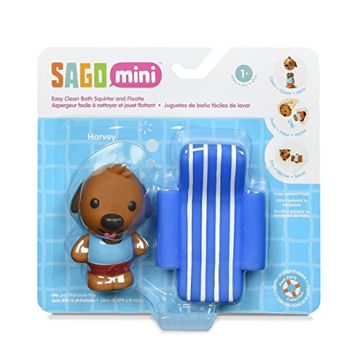 SAGO mini Pool Party Juguetes de Baño, Multicolor (Spin Mas