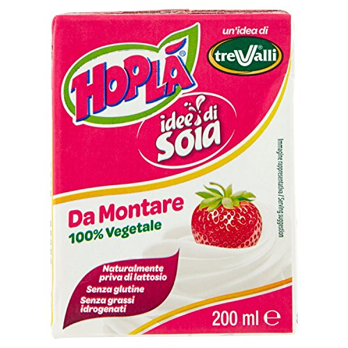 Hoplã Panna da Montare Idee di Soia - 200 ml