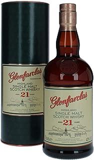 Glenfarclas 21 Jahre Highland Single Malt Scotch Whisky