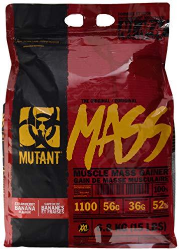 Mutant Mass - 6,8kg Strawberry Banana