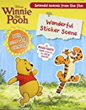 Winnie the Pooh the Movie - Sticker Scene (Disney Winnie the Pooh Movie)