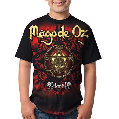 Camisas con Camisetas de Mago De Oz Rock Band Camisetas...