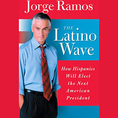 The Latino Wave audiobook cover art