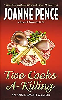 Two Cooks A-Killing 0060092165 Book Cover