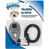 Pawise Pet PAWI11421 Clicker per l'Addestramento del Cane con Braccialetto Elastico, Multi...