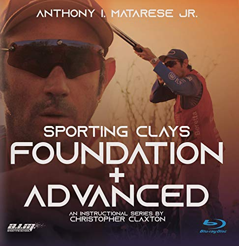 Anthony I. Matarese Jr. Sporting Clays Foundation/Advanced Blu-ray Combo
