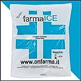 Busta Ghiaccio Istantaneo Confezione Da 25 Buste FARMA ICE Onfarma Buste Con Ghiaccio Sintetico Monouso
