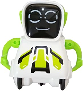 Silverlit Pokibot  A Portable Robot with Voice Playback and Many Other exciting Features, Free App for Extra Fun