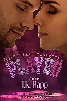 Played (The Girls of Beachmont Book 2) by [T.K. Rapp, Amy Jackson]