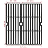 Utheer Grill Grates Replacement 18 Inch for Charbroil Performance 2 Burner 463625217, Performance 300 2-Burner Cart Liquid Propane Gas Grill Models