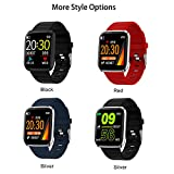 Zoom IMG-1 explopur smartwatch ip67 impermeabile color