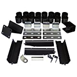 """Performance Accessories, Dodge Ram 2500/3500 Diesel 4WD (Including 2WD Radius-Arm Suspensions) 3"""" Body Lift Kit, fits 2013 to 2015, PA60233, Made in America"""