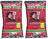 Café especial cubano torrefacto en grano - 2 paquetes de 500 gr