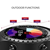 Zoom IMG-1 prixton smart watch orologio fitness