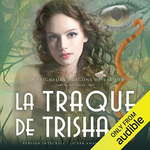 La Traque de Trisha [Tracking Trisha] cover art