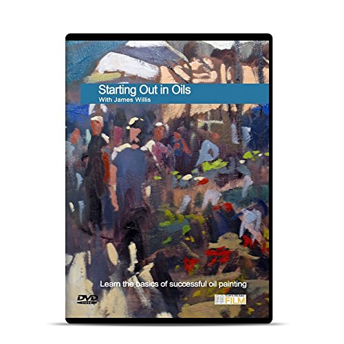 Price comparison product image Starting Out in Oils with James Willis DVD