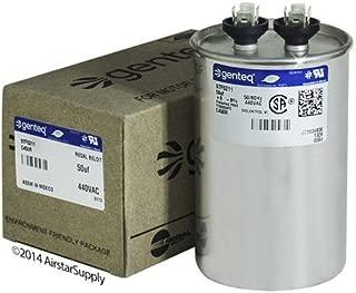 GE Round Dual Run Capacitor Upgrade 7.5 uf MFD 370 Volt VAC Z97F9826-25