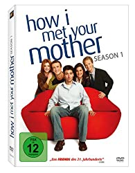 Cover How I Met Your Mother (Staffel 1)