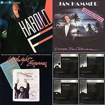 Night Drive Soundtracks