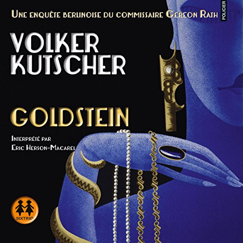 Goldstein: Gereon Rath 3 [French Version] audiobook cover art