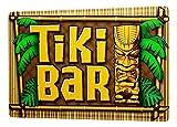 LEotiE SINCE 2004 Cartel Letrero de Chapa XXL Retro Tiki Bar