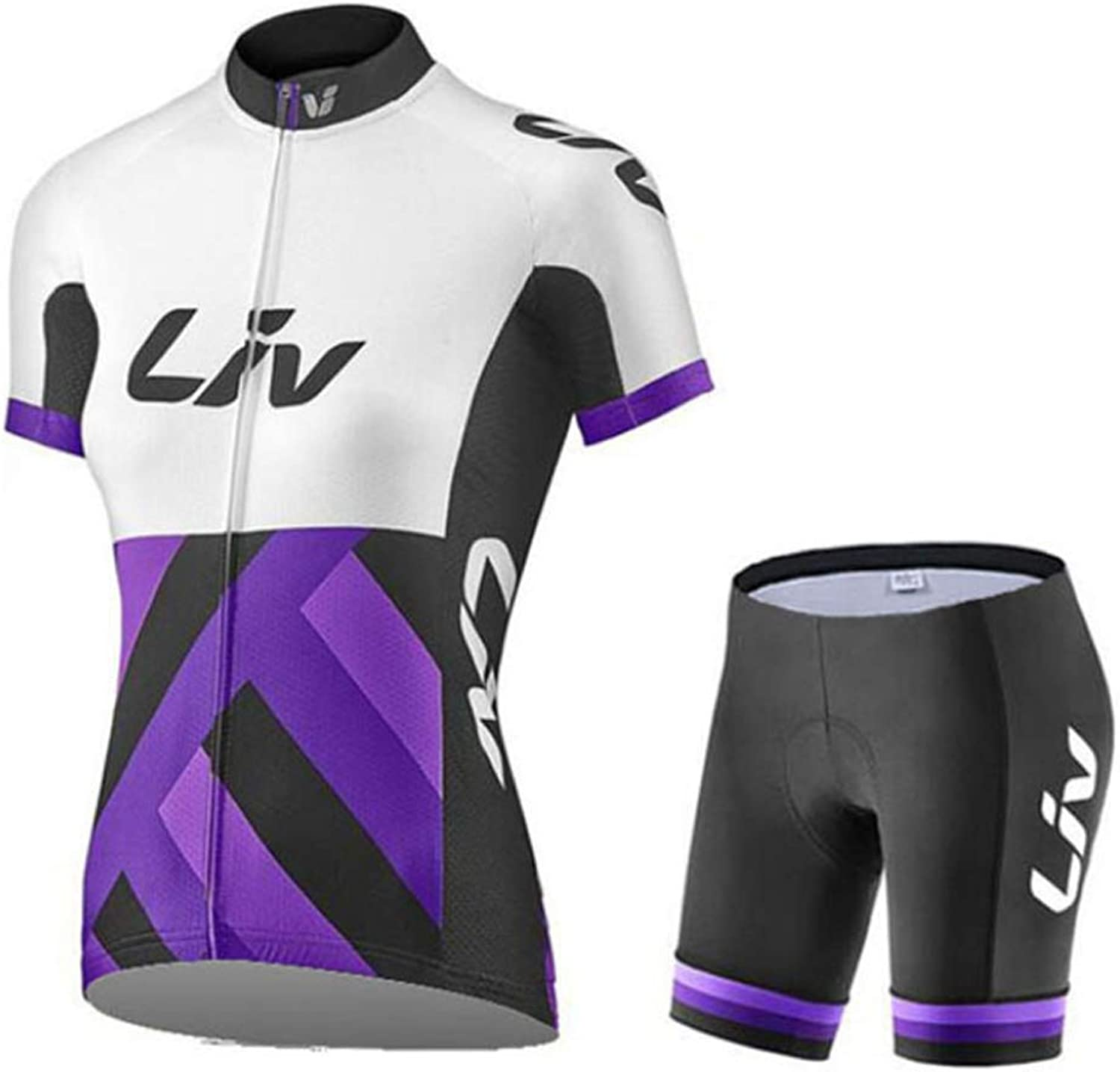 Cycling jerseys Women Biking Shirts Team Bike Clothing Bicycle Jacket Set