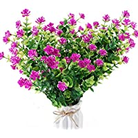 Beferr Artificial 4 Bunches Flowers