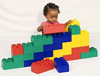 24pc Jumbo Blocks - Beginner Set (Made in the USA)