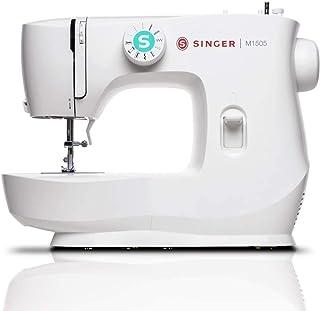 Singer Sewing Machine, White, M1505