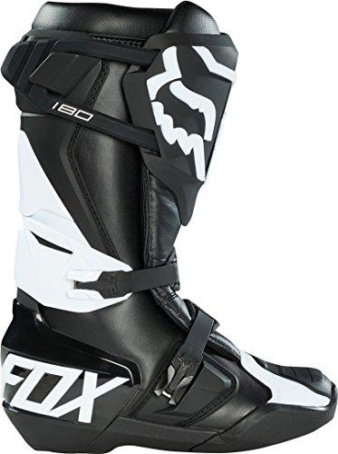 Fox 180 - Botas de esquí (Talla 13), Color Negro