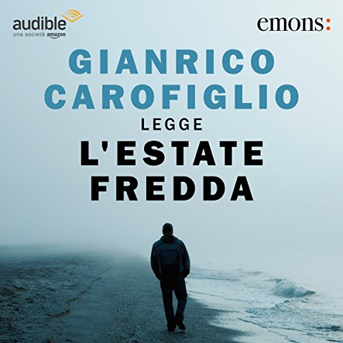 L'estate fredda audiobook cover art