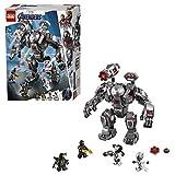 LEGO Marvel Super Heroes L'armure de War Machine Jeu de construction, 7 Ans et Plus, 362 Pièces  76124