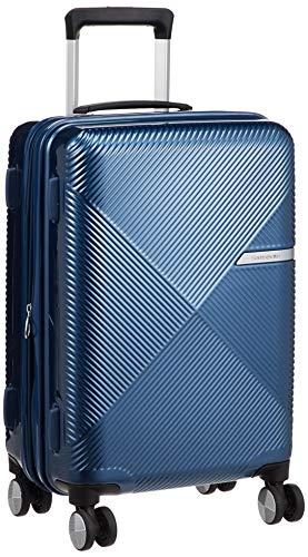 [サムソナイト] スーツケース キャリーケースVOLANT ヴォラント スピナー55 機内持込可 容量拡張機能 機内持ち込み可 保証付 36L 55 cm 2.9kg ブルー