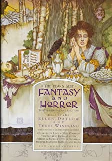 The Year's Best Fantasy and Horror: Tenth Annual Collection (Year's Best Fantasy & Horror)
