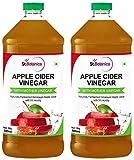 Glamorous Hub StBotanica vinagre de sidra de manzana 500 ml (paquete de 2) (el empaque puede variar)