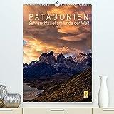 Patagonien: Sehnsuchtsziel am Ende der Welt (Premium, hochwertiger DIN A2 Wandkalender 2022, Kunstdruck in Hochglanz)