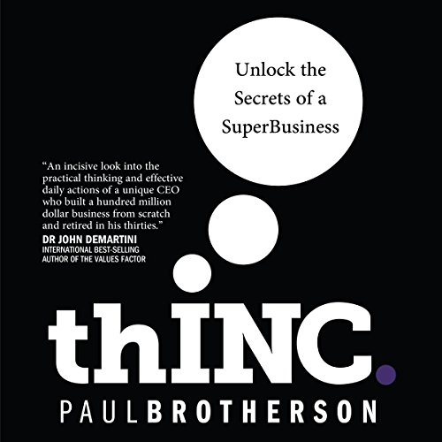 thINC audiobook cover art