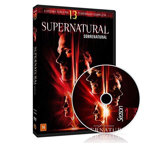 Supernatural - 13ª Temporada [DVD]