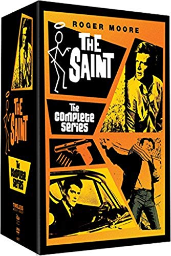 The Saint: The Complete Series by Roger Moore