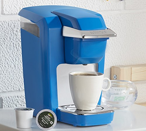 the Keurig K15 in a kitchen