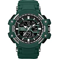 Deals on Timex Mens TW5M22800 Tactic 53mm Marine Resin Strap Watch