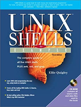 UNIX Shells by Example, 3rd Edition