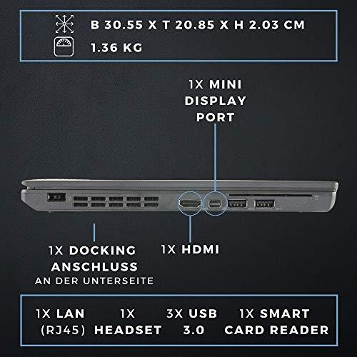 Lenovo ThinkPad X260 I 12.5