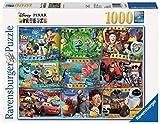 Ravensburger Disney Pixar Movies 1000 Piece Jigsaw Puzzle for Adults...