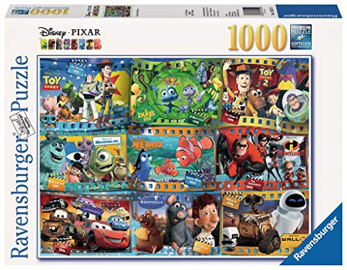 Disney-Pixar Movies 1000 PC Puzzle