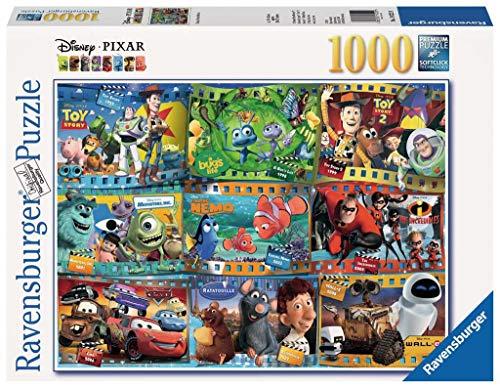 Disney-Pixar Movies 1000 PC Puzzle