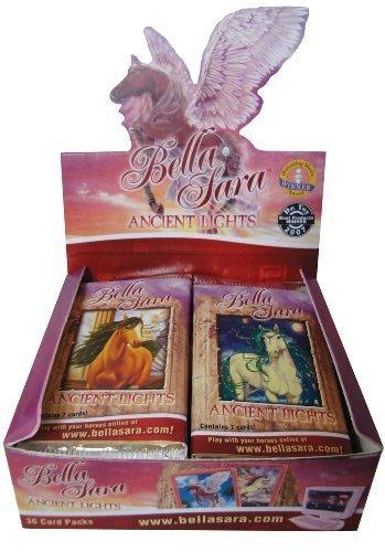 Bella Sara Ancient Lights Card Pack by Hidden City Games (2007-10-04)