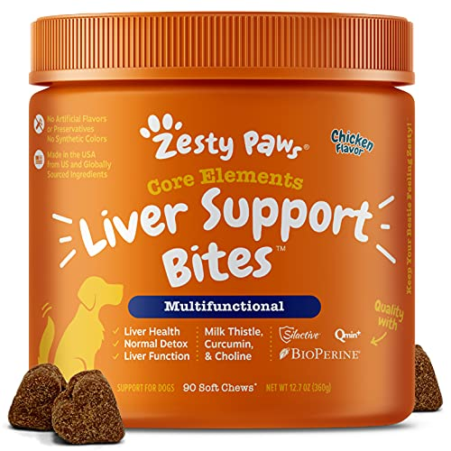 Top 10 best selling list for kidney and liver supplement.for.dogs